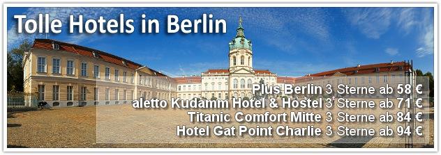 Berlin Hotel Suche + Guide und Stadtplan Berlin von Citysam