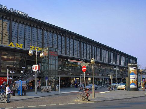 Bahnhof Zoo Foto Von Berlin In Bildergalerie Bahnhof Zoo