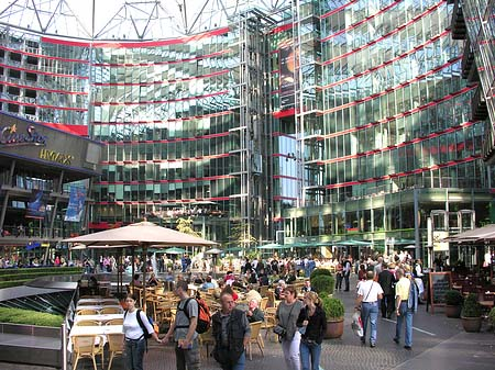 Foto Sony Center - Cafe