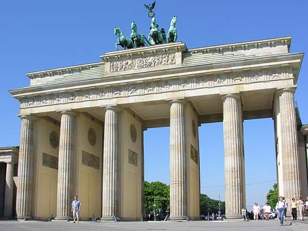 Fotos Brandenburger Tor | Berlin