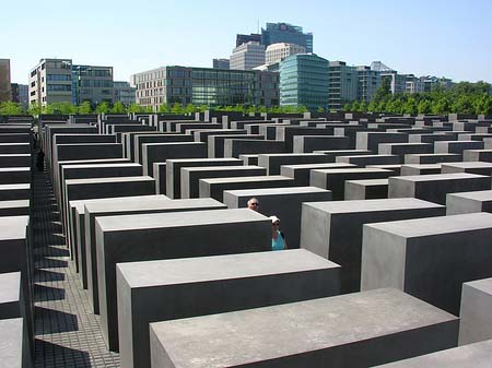 Fotos Holocaust-Mahnmal