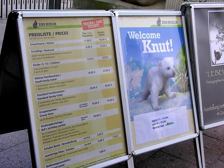 Foto Von Zoologischer Garten Berlin Mit Fotogalerie Eintritt