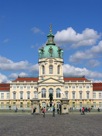 Schloss Charlottenburg Fotos