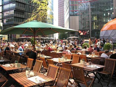 Sony Center - Cafe - Berlin (Berlin)