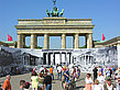 Brandenburger Tor - Berlin (Berlin)