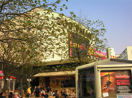 Café am Zoo Palast - Berlin (Berlin)