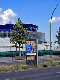 o2 World Foto Attraktion