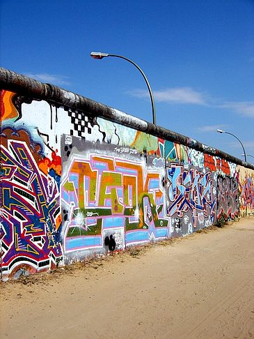 East Side Gallery - Berlin (Berlin)